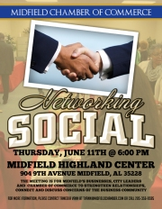 Midfield Chamber of Commerce Networking Social