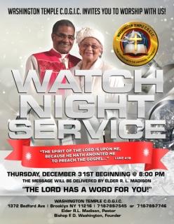 Watch Night Service-C