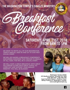 Breakfast Conference 2018
