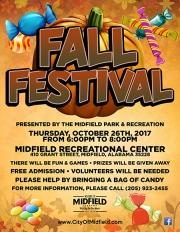 Fall Festival 2017 sample