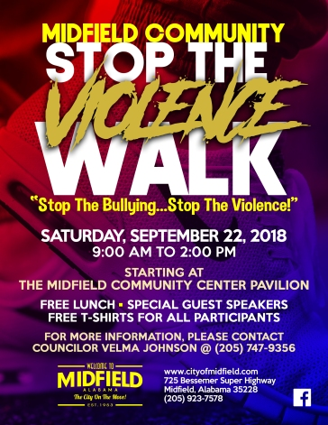 Stop The Violence 2018