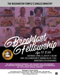 Breakfast Conference 2019