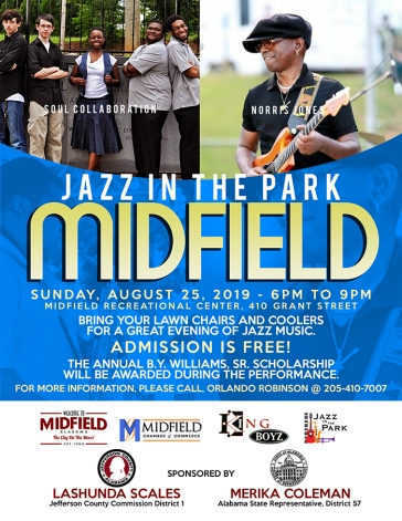 Jazz In The Park Midfield 2019 Revised Blog