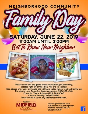 N-Hood Family Day Blog