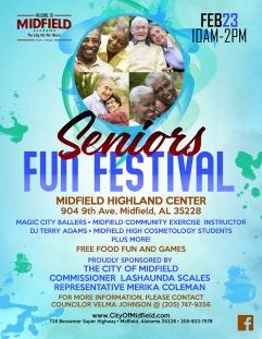 Seniors Fun Festival 2019 Blog