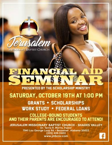 Financial Aid Seminar